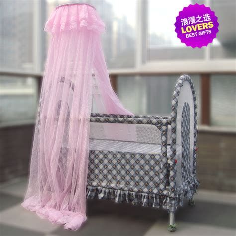 baby crib mosquito net luxury floor crib mosquito net with stand crib palace