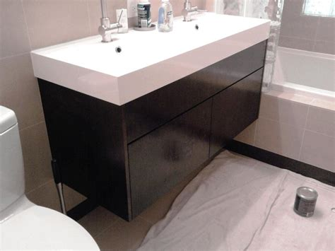 small drop in bathroom sink wide rectangular porcelain drop in sink wooden wall