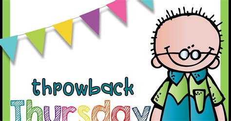 all things throwback thursday s kindergarten squared throwback thursday back to school ideas