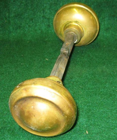 Small Door Knob by Antique Brass Door Knob Large Small Handle 6 5 Quot 148 12