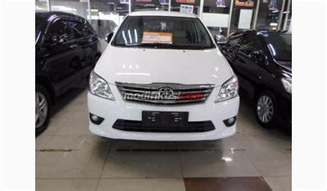 Accu Mobil Innova Bensin 2012 toyota kijang innova g bensin