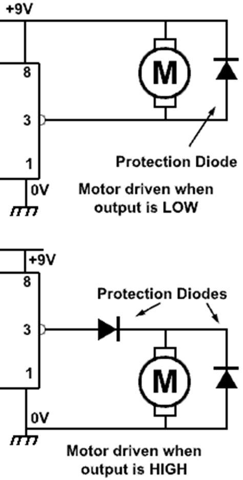 back emf protection diode pulse width modulation 脉宽调制 laserpulse width 点力图库
