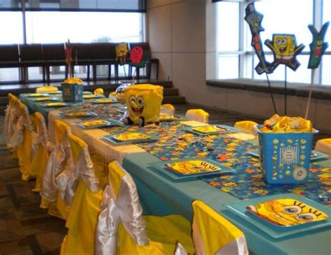 spongebob baby shower birthday quot spongebob squarepants quot catch my