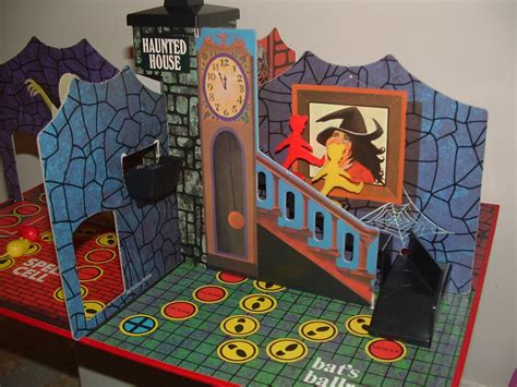 haunted house game the cobwebbed room denys fisher haunted house board game 1970 s
