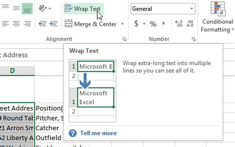 excel 2007 format cell text wrap excel 2007 multiple lines of text in one cell microsoft