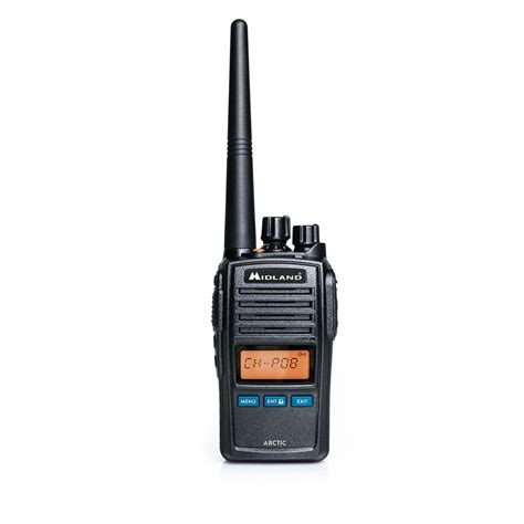 Ac Portable G8 midland communications portable cb radio