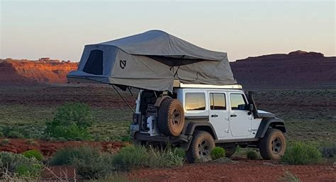 jeep wrangler overland tent cing in a jku jeep wrangler forum