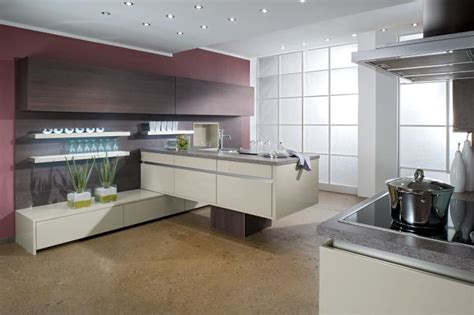Stylish Kitchen Design | stylish contemporary kitchens from bauformat