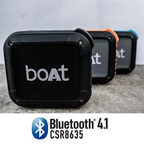 boat bluetooth speakers flipkart boat stone 200 portable bluetooth speakers black