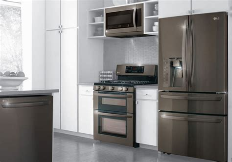 kitchen appliance finishes kitchen appliances colors new exciting trends home