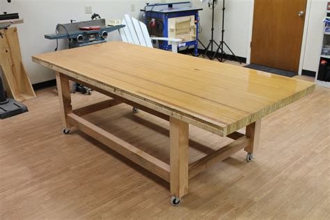 a large assembly table by carterr lumberjocks