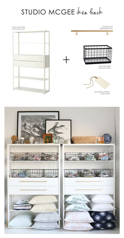 ikea fjalkinge hack 26 best images about closets on pinterest pillow storage
