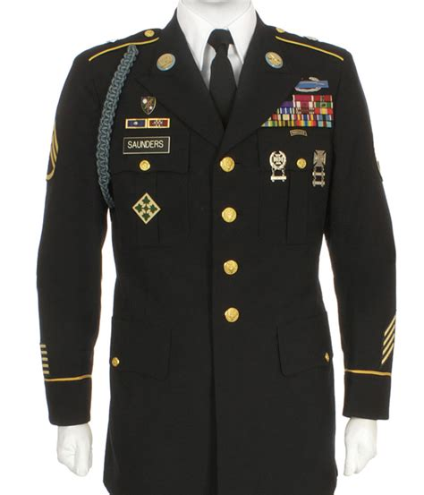 asu jacket layout army service uniforms officer