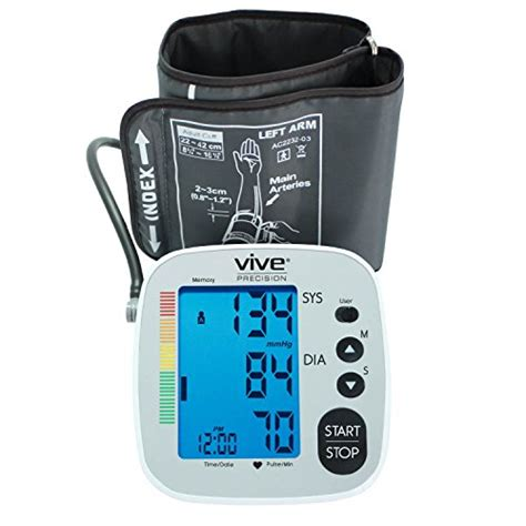 vive blood pressure monitor by vive precision best au on