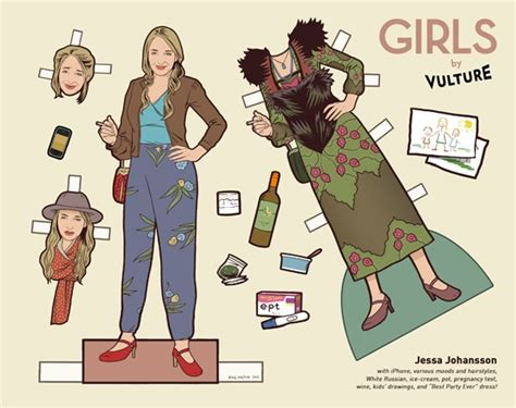 paper girls 06 8416767513 girls paper dolls a cup of jo