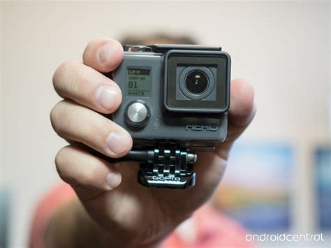 go pro camer gopro vs htc re two different