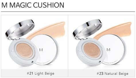 Harga Missha Cushion jual missha magic cushion cover spf 50 pa refill shade