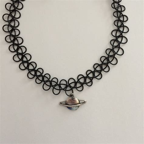 tattoo necklace online saturn tattoo choker 183 static sound 183 online store powered