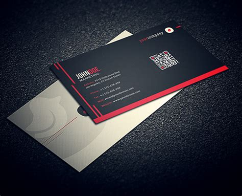 professional black out business card template 25 inspiring exles of creative business cards design