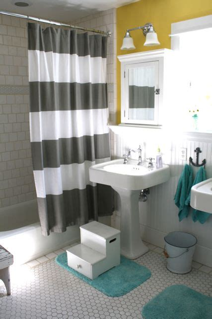 unisex childrens bathroom decor kids bathroom update the pleated poppy