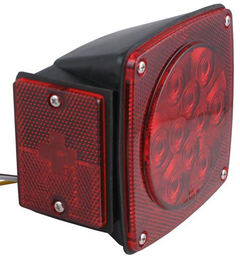 trailer tail light lens trailer tail light 7 function led submersible 14