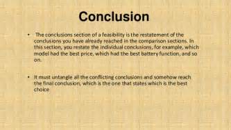 Conclusions In Report Writing by Conclusion Exles Report Images