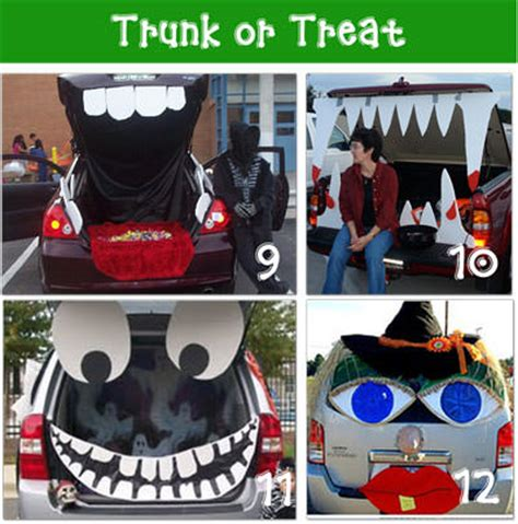 halloween themes for trunk or treat 16 outrageous halloween pictures of decorated cars tip