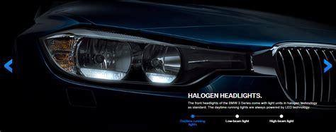 bmw z3 headlight switch 3 series lci halogen visual comparison of the 3 series lci halogen and led