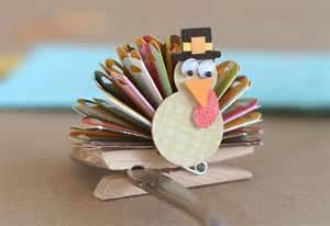 zuzu handmade last minute thanksgiving crafts for