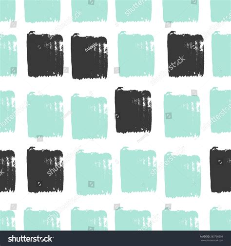 Vector Seamless Pattern Hand Made Watercolor Stock Vector Fabric Website Templates
