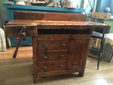 details  unusual antique child size carpenters