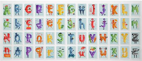 printable alphabet playing cards the amazing alphabet printables storybook tinyme blog