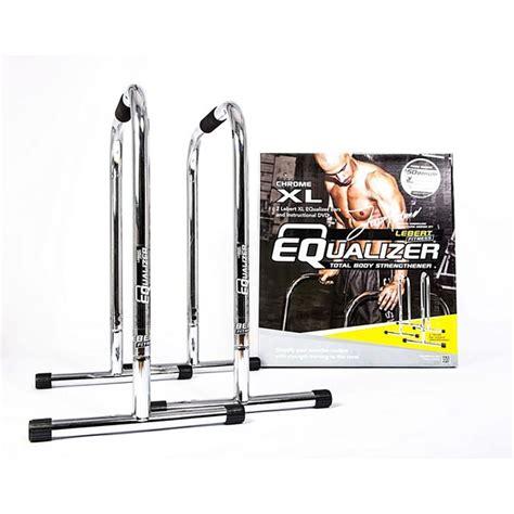 chrome equalizer lebert fitness equalizer chrome xl from frank medrano series
