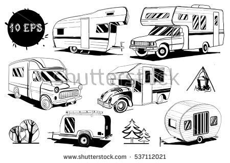 Cer Silhouette Stock Images Royalty Free Images