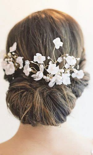 Wedding Hair Flowers Small by 30 Stunning Wedding Hairstyles For Hair