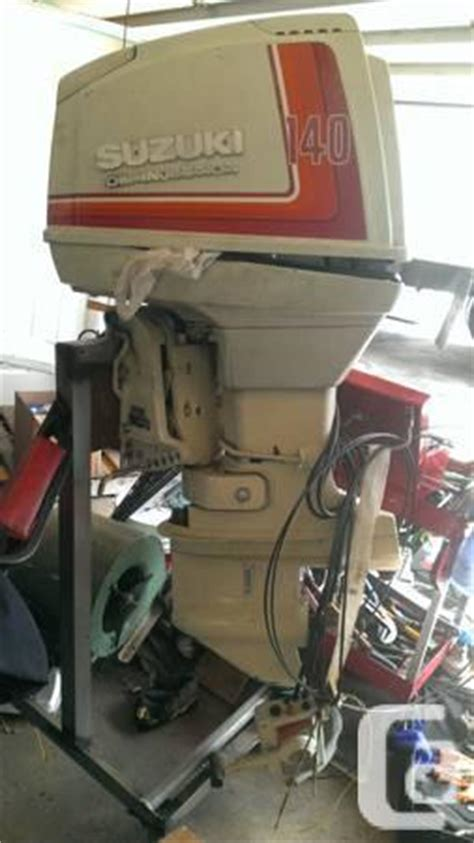 140 Suzuki Outboard For Sale 140 Hp Suzuki Outboard Injected For Sale In