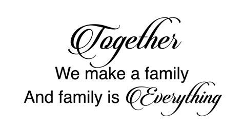 what makes a family families are built in many different ways books together we make a family and family is everything