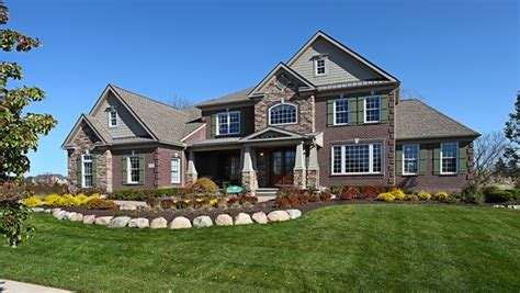home builders in michigan toll brothers harding homes home toll
