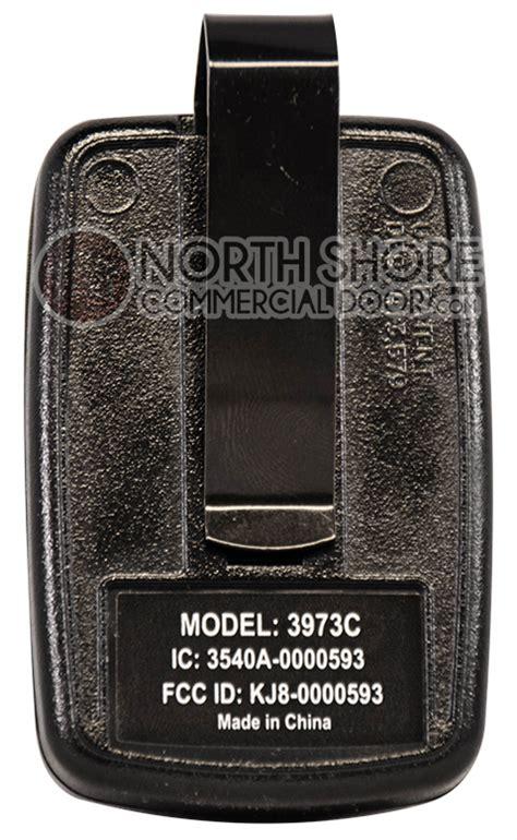 Wayne Dalton Garage Door Remote by Wayne Dalton Garage Door Opener 3 Button Remote