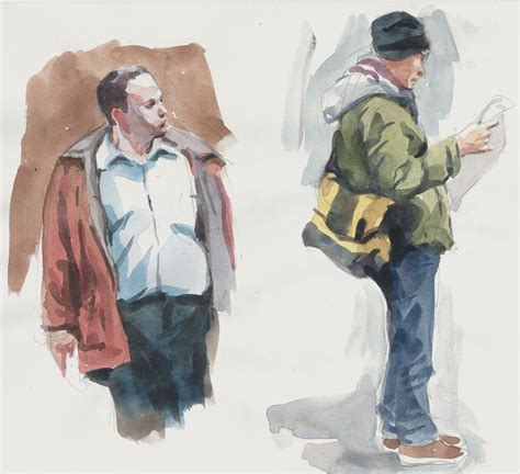 sketchbook watercolor in a busy world watercolor sketches and a