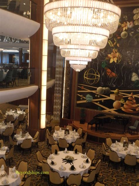 Oasis Of The Seas Dining Room by Oasis Of The Seas Menu Opus Dining Room