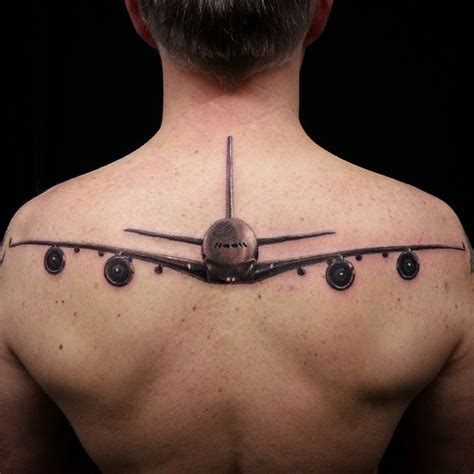aviation tattoo 80 cool airplane tattoos