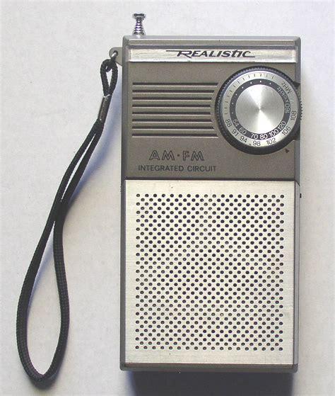 transistor fm transistor radio thingery previews postviews thoughts