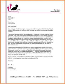 How To Format A Business Letter On Letterhead 9 Company Business Letters Bussines Proposal 2017