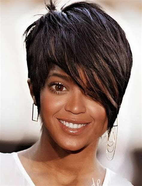 hairstyles for short hair black women 2018 short haircuts for black women 57 pixie short black
