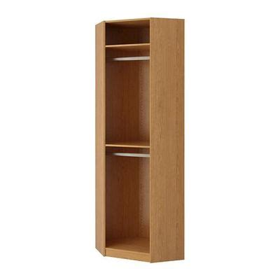 pax corner section frame pax corner section frame oak 73 73x236 cm 70245527