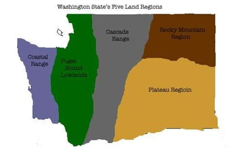 Rapid Detox Centers In Washington State by Washington State Regions Classroom Social