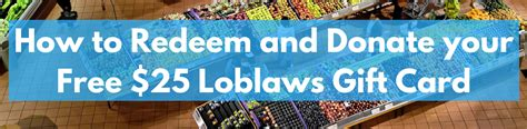 Loblaws Gift Card - loblaws gift cards wesley urban ministries