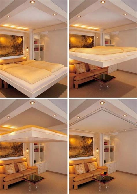 Bedroom Space Saving Furniture 20 Ideas Of Space Saving Beds For Small Rooms Architecture Design