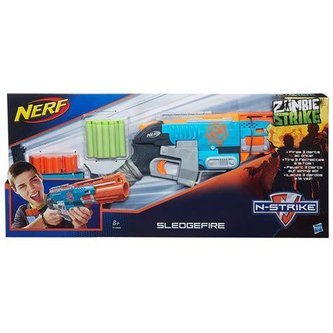 Nerf Strike Strike bankcroft de nerf strike sledgefire nerf